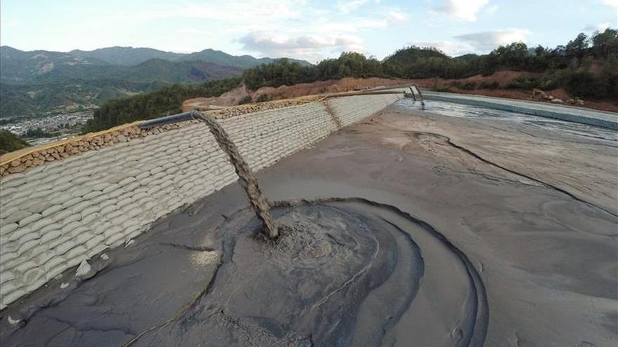 Greenpeace alerta de la contaminación provocada por la mayor mina de cinc y plomo en Asia