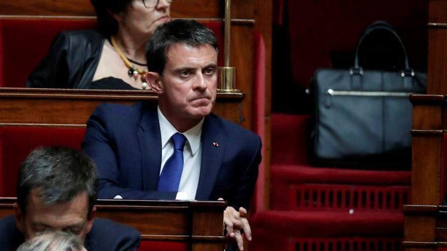 """Valls dice que la independencia catalana sería """"el fin de lo que es Europa"""""""