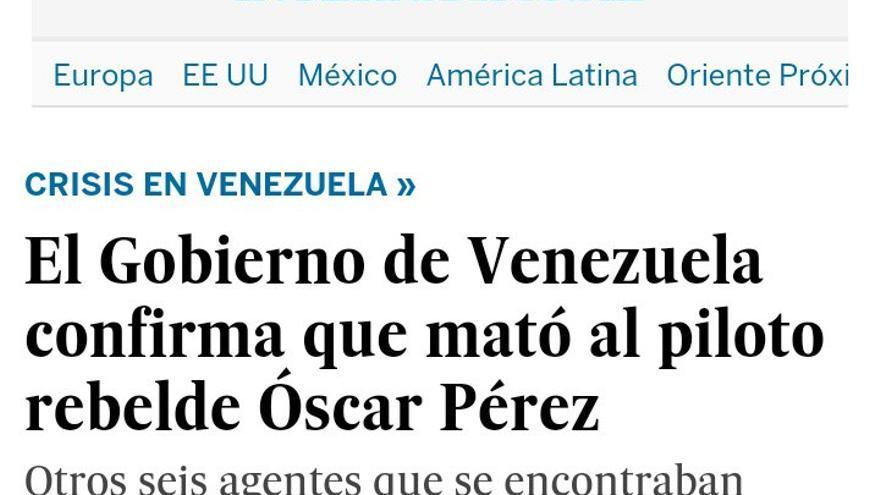 El País piloto rebelde