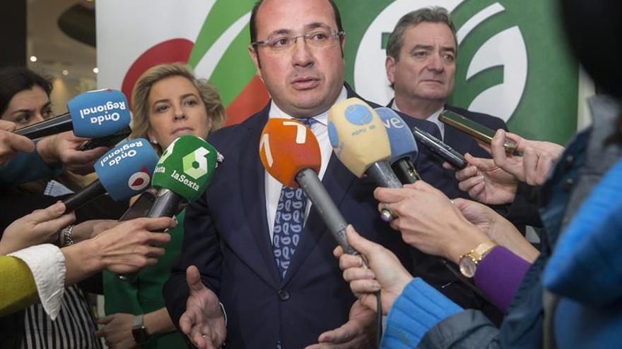 El presidente de Murcia declarará el 6 de marzo como investigado por el caso Auditorio