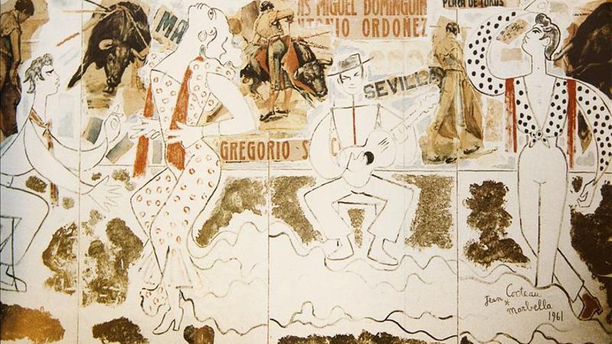 La madurez creativa de Jean Cocteau, en sus diarios de la Costa del Sol