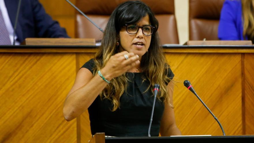 "Teresa Rodríguez afea a Susana Díaz su ""miedo a Podemos"" y le remarca que ha empezado ""a perder"""