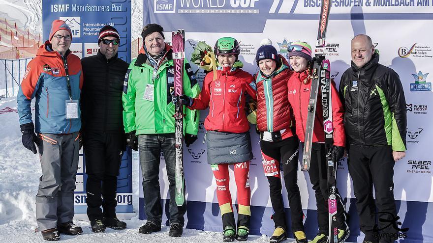 Clàudia Galicia,Copa Mundo,Esquí Montaña,ISMF,Bischofshofen,Austria