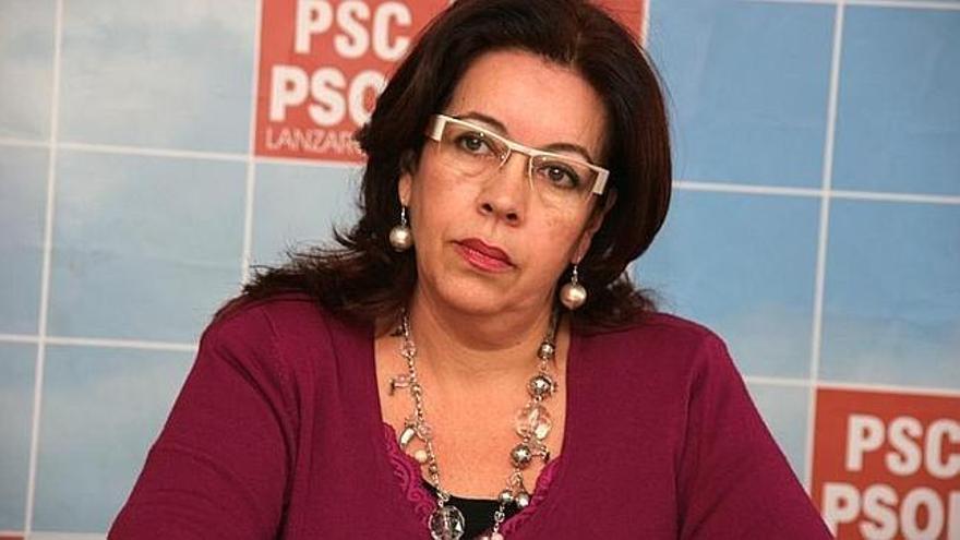 La viceconsejera de Educación del Gobierno de Canarias, Manuela Armas. Efe.