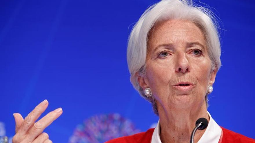 Lagarde declarará como testigo el 8 de mayo por la salida a Bolsa de Bankia