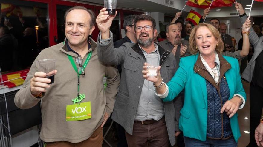 """Lourdes Méndez (VOX): """"En Murcia comienza la reconquista"""""""