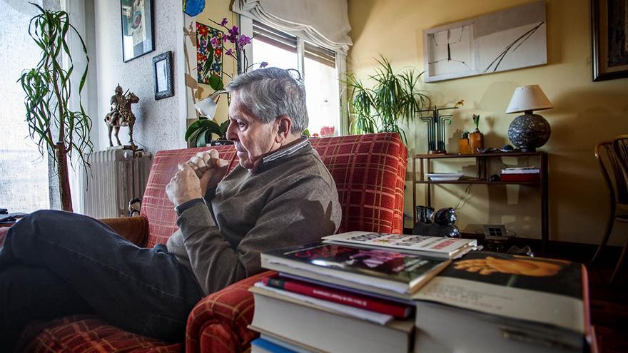 Carlos Jiménez Villarejo, exfiscal anticorrupción. / CARMEN SECANELLA
