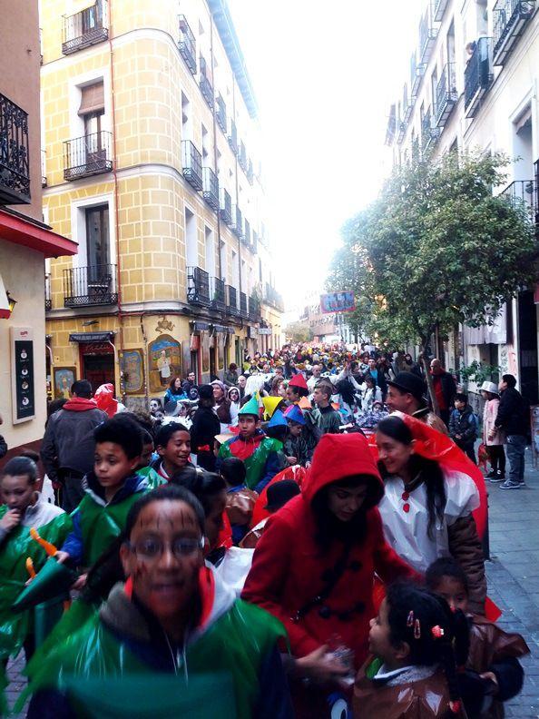 Imagen del carnaval de 2014