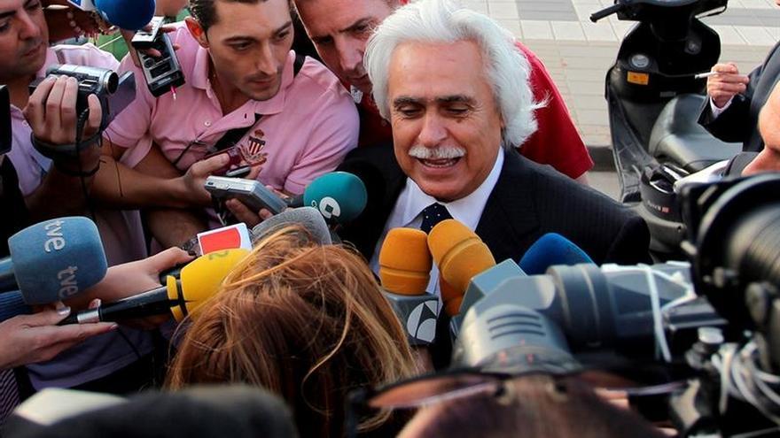 El constructor Rafael Gómez 'Sandokán' desconoce que debe a Hacienda 70 millones