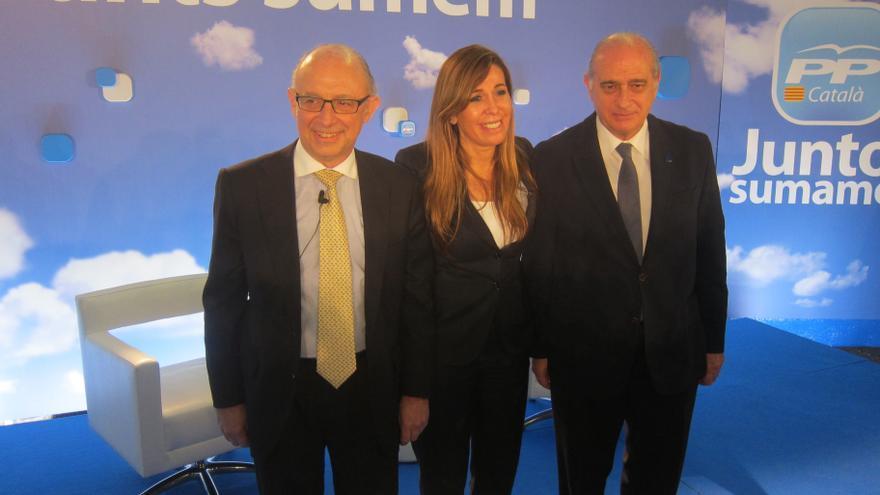 Jorge Fernández exige a Mas que acate la Constitución como el Gobierno acató la sentencia Parot