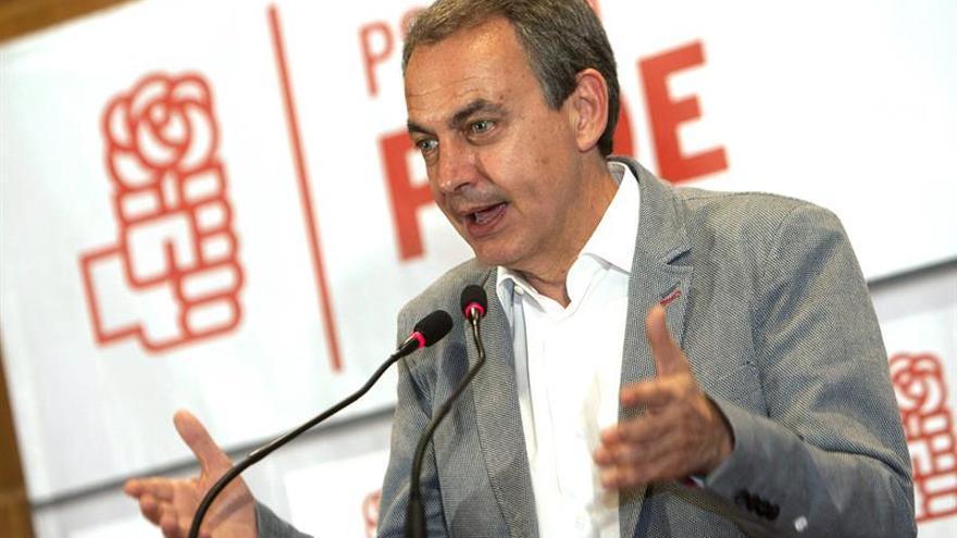"""Zapatero: """"Hay que saber ganar y perder"""""""