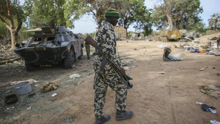 Cinco cascos azules muertos en una emboscada en Mali