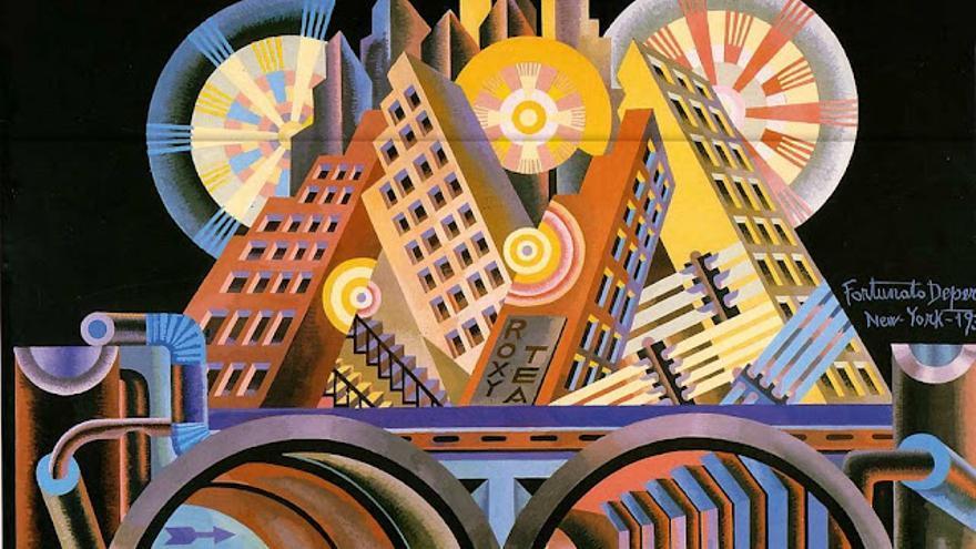 New York (Depero, 1930)
