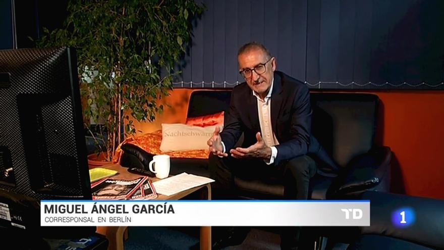 Miguel Ángel García habla sobre el prime time en Alemania para el TD-2