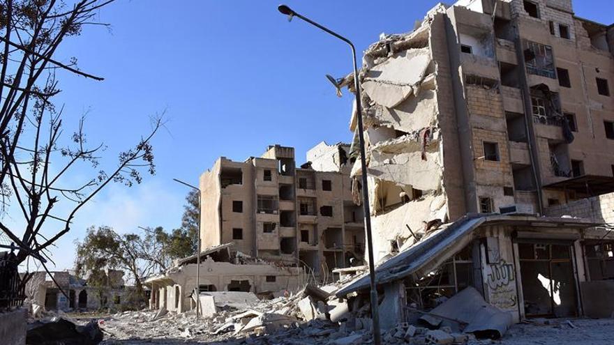 El régimen sirio se hace con el control completo del sector norte del este de Alepo