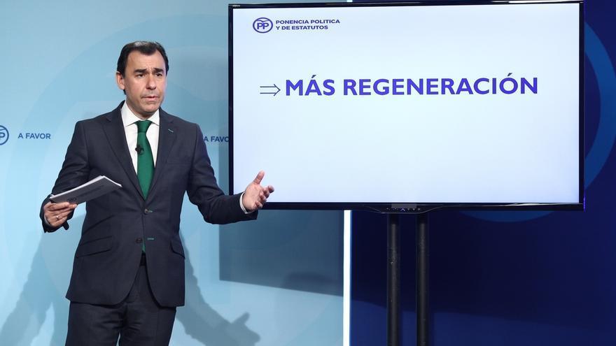 El PP mantiene el sistema de delegados para elegir al presidente aunque permitirá más participación de los afiliados