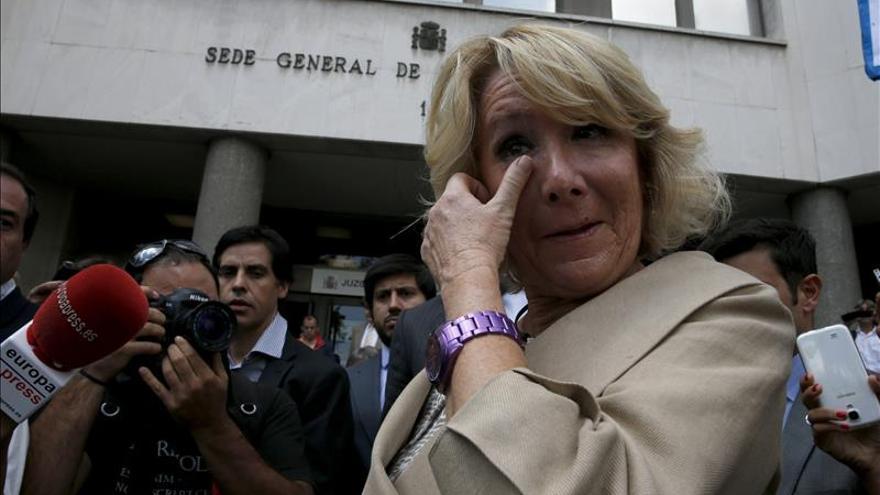 El juez ordena que el incidente de Aguirre se tramite como juicio de faltas