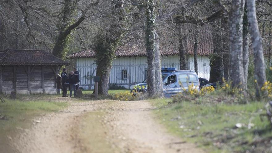 Las autoridades francesas buscan en Las Landas el cuerpo de Naparra