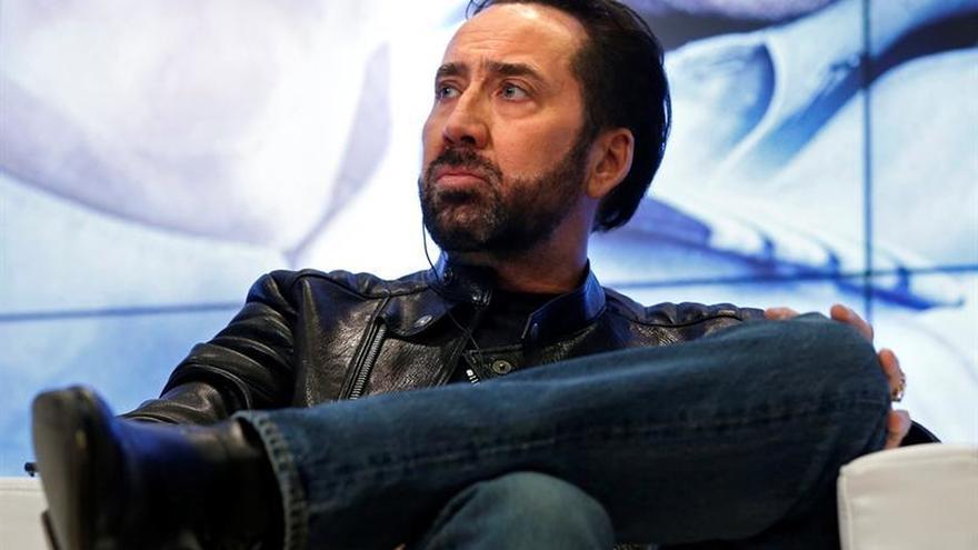 Nicolas Cage lleva a Rusia el drama real del crucero USS Indianapolis