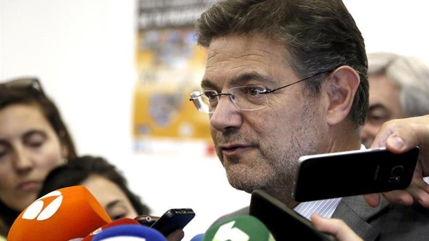 Catalá respeta la decisión de Moix y no ve motivos para cambiar a Maza