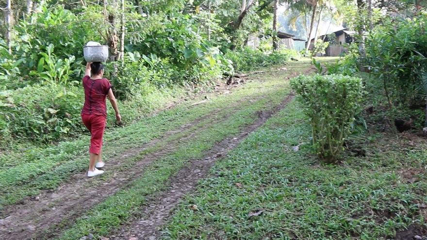 En Nicaragua, 1 de cada 4 mujeres de la zona rural ha sido sometida a violencia física.