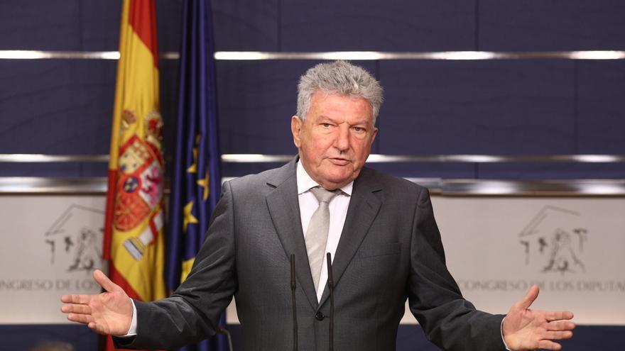 Nueva Canarias dice que su obligación es negociar con el Gobierno para intentar modificar los Presupuestos