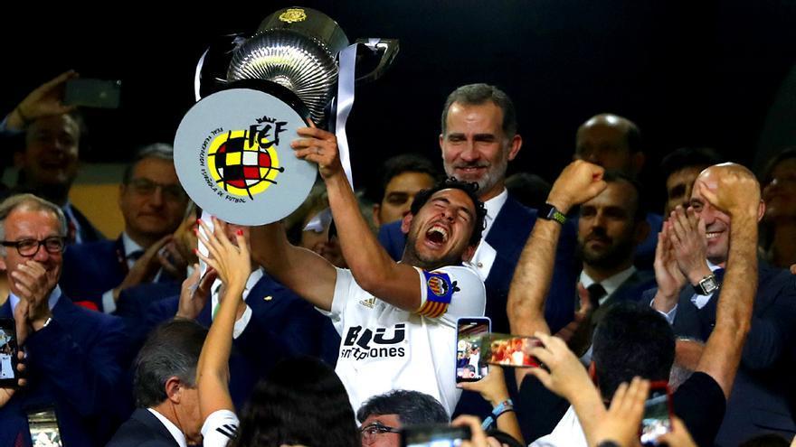 El Valencia es el vigente campeón de la Copa del Rey
