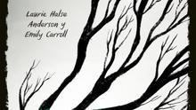 Portada de 'Cuéntalo', de Laurie Halse Anderson y Emily Carroll