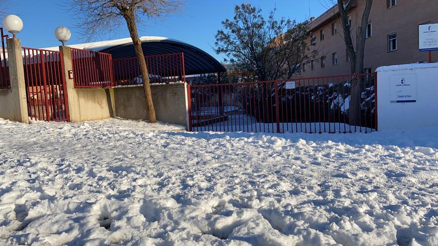 La Junta permite que todos los centros de la ciudad de Toledo mantengan las actividades lectivas de forma no presencial