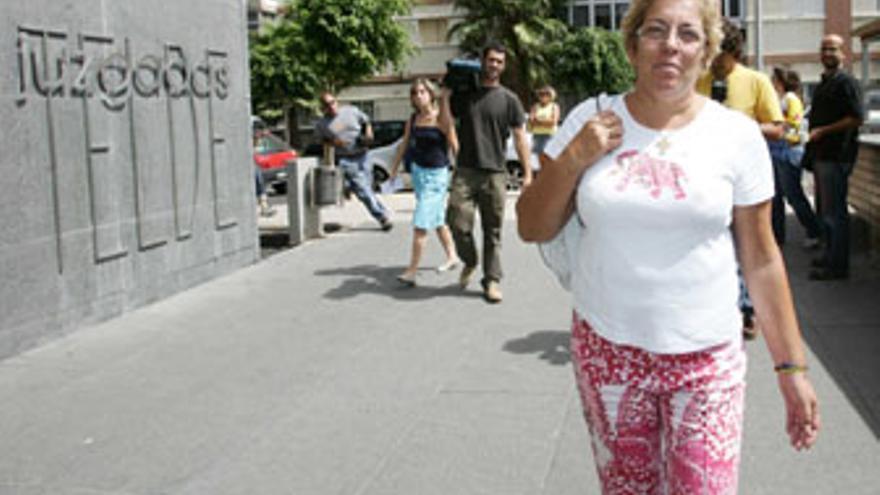 María Antonia Torres, ex concejal del PP de Telde.