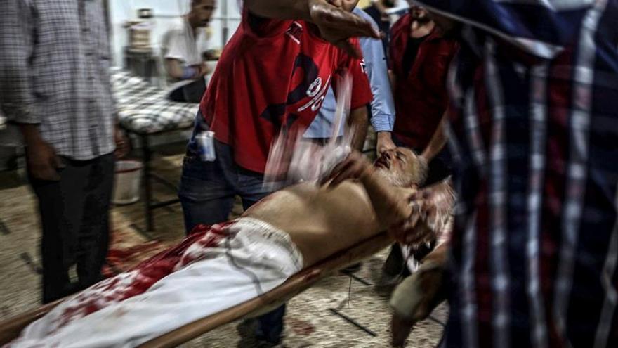 Los muertos en la guerra en Siria superan ya los 300.000, según el Observatorio