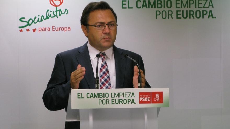 Miguel Ángel Heredia, nuevo secretario general del Grupo Socialista en el Congreso