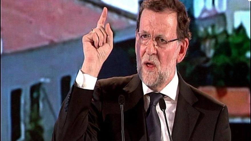 """Rajoy: """"Tendremos varios años de creación de empleo sobre todo porque hemos hecho las reformas que otros no han hecho"""""""