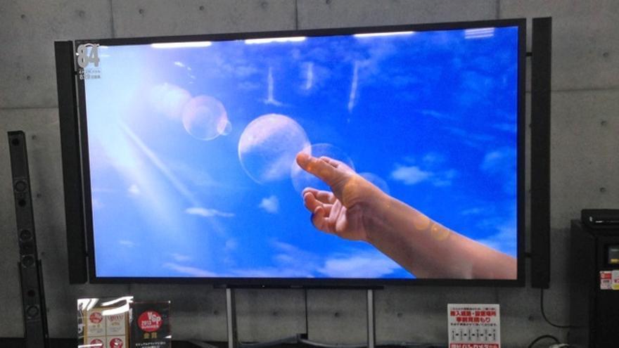 La tecnología 4K es la sucesora del Full HD (1920x1080 píxeles)