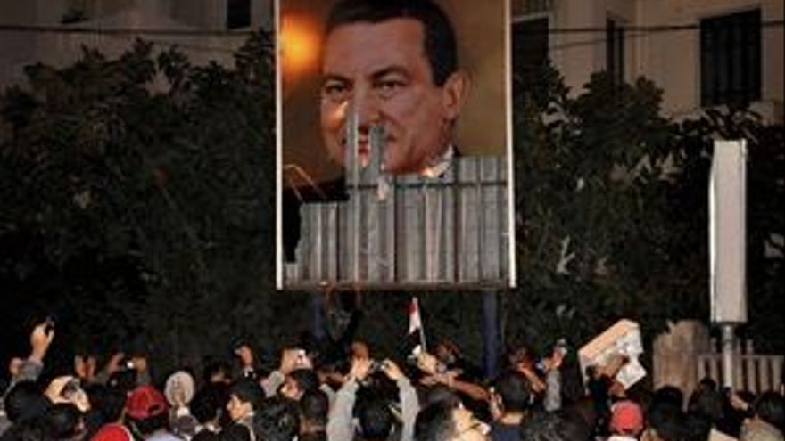 Detenidos tres dirigentes del partido opositor en Egipto