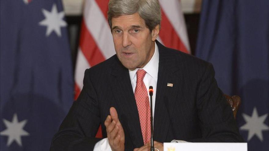 Kerry dice que un acuerdo preliminar con Irán no incluirá el tema de enriquecimiento uranio