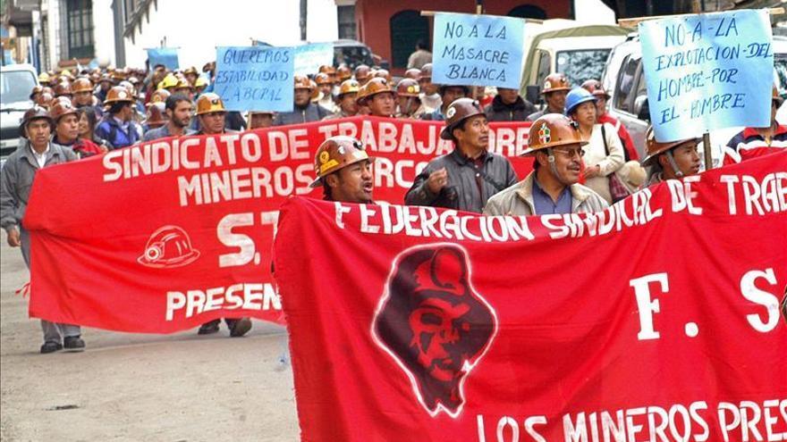 Potosí en huelga para reclamar a Morales atención a demandas de desarrollo