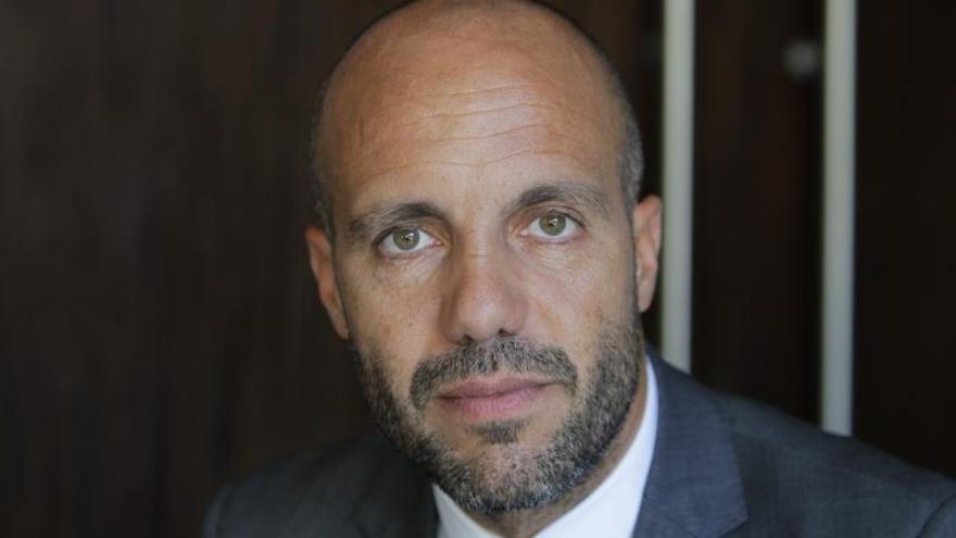 En la imagen, el director de la oficina subregional para el Cono Sur de la Secretaría General Iberoamericana (Segib), Alejo Ramírez.