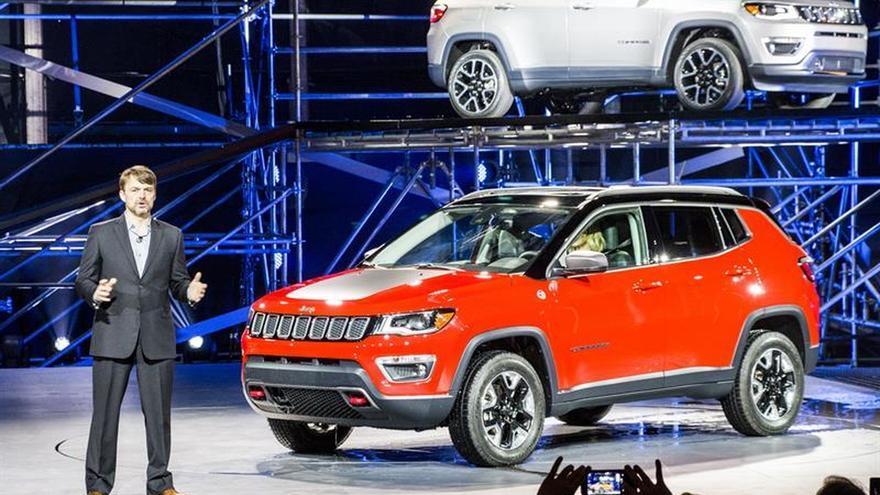 Jeep dice que el nuevo Compass es el SUV compacto de más ventas en Brasil