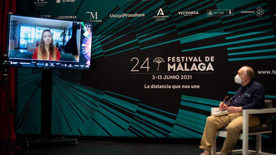 Brasil irrumpe en Málaga con una película con el mar como protagonista