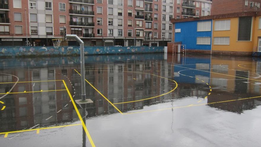 Seguridad activa este miércoles la alerta naranja por precipitaciones persistentes en Gipuzkoa y amarilla para Bizkaia