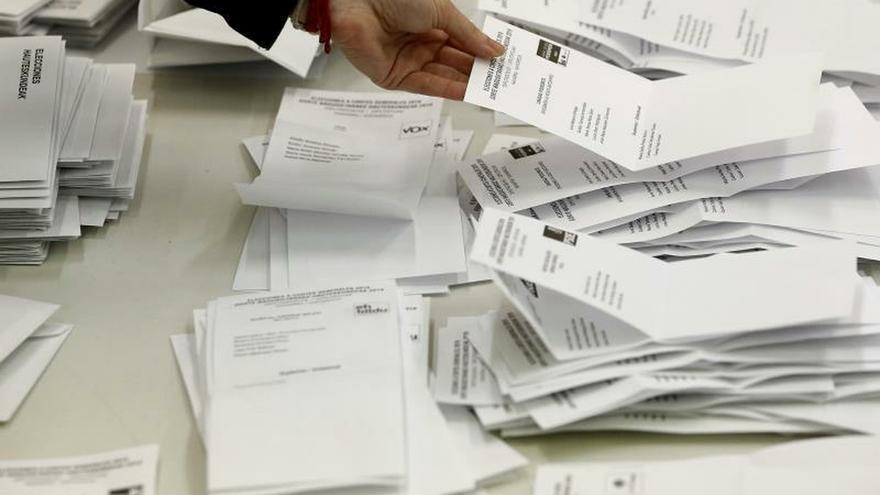 Leyendas negras sobre el recuento electoral