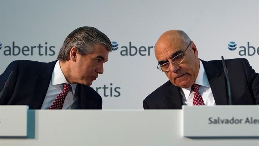 Abertis entra en Italia con la adquisición de A4 Holding por 594 millones
