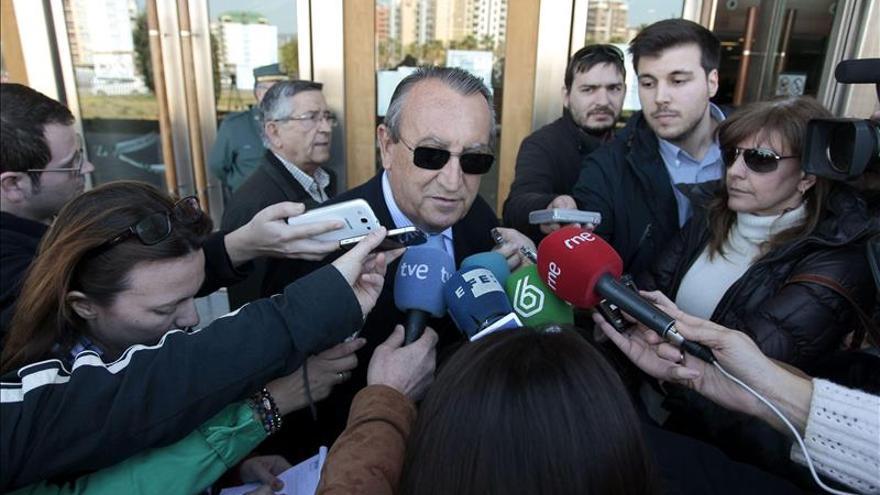 Carlos Fabra, expresident provincial del PP a Castelló, condemnat per corrupció