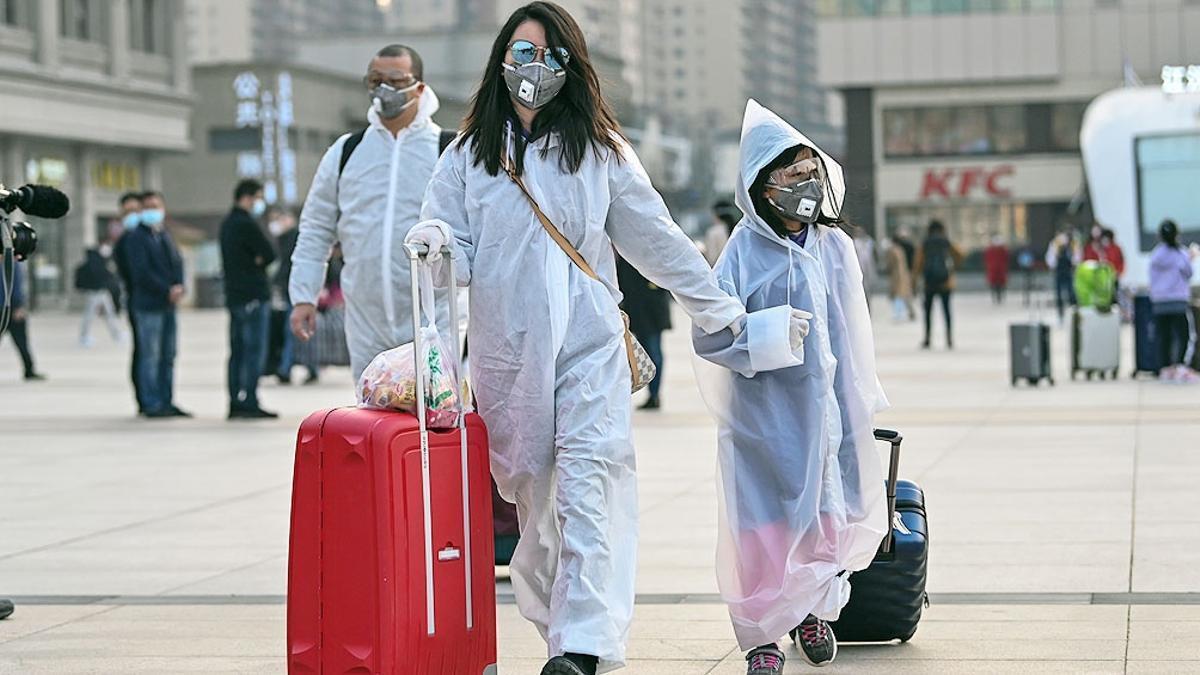 China ordena testeos masivos en Wuhan por gran rebrote de la variante Delta