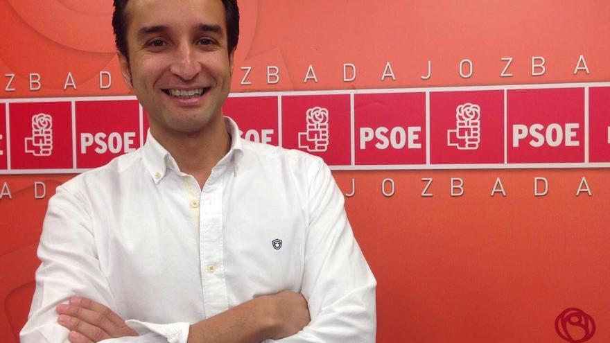 Ricardo Cabezas, candidato a las primarias municipales del PSOE en Badajoz