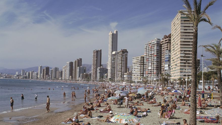 Playa de Levante en Benidorm. GTRESONLINE