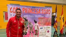 Alberto Rodríguez, entrenador del nuevo equipo de Superliga Femenina