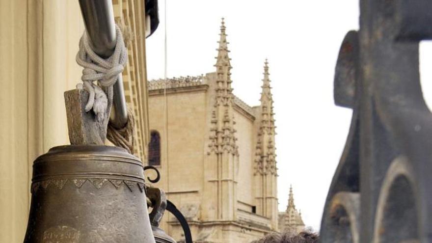 Llorenç Barber prepara el concierto de campanas que dará inicio al Año Greco
