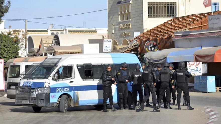 Desmantelada una presunta célula yihadista en el sur de Túnez